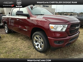 New 2019 Ram 1500 BIG HORN / LONE STAR CREW CAB 4X4 5'7 BOX Crew Cab D32820 in Raleigh, NC