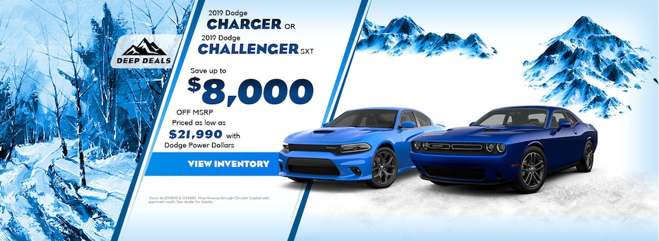 Charger/Challenger