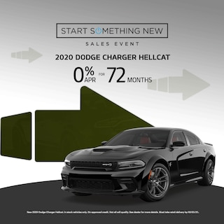 New 2020 Dodge Special Offer