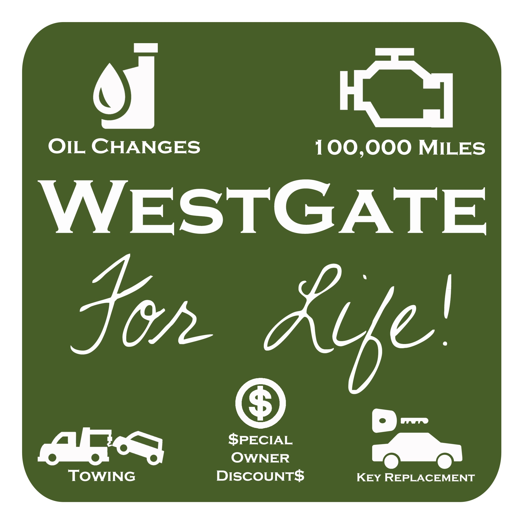 WestGate for Life