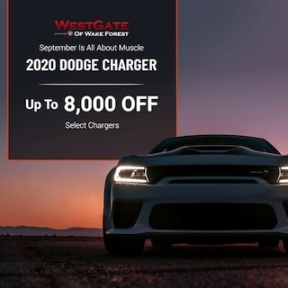 Dodge Charger Special Offer