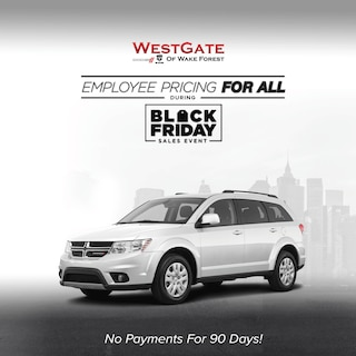 New 2020 Dodge Journey Special Offer