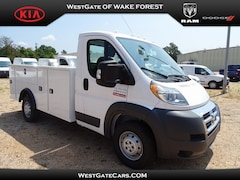 2018 Ram ProMaster 3500 Cab Chassis Low Roof Truck