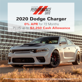 2020 Dodge Charger - Dodge Performance Days