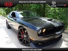 2016 Dodge Challenger SRT Coupe