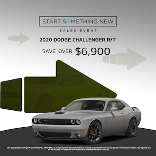 New 2020 Dodge Challenger Special Offer