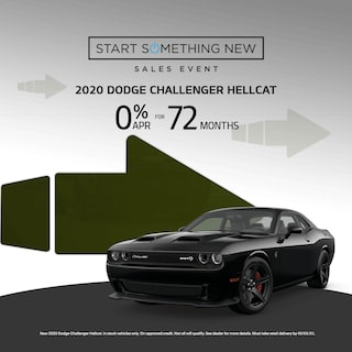 New 2020 Dodge Challenger Hellcat Offer