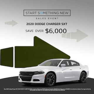 New 2020 Dodge Charger Special Offer