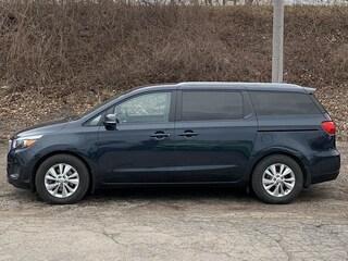2015 Kia Sedona LX Convenience Minivan