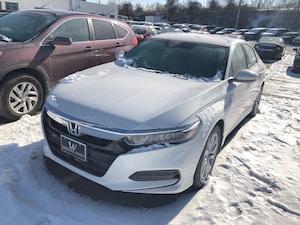 2018 Honda ACCORD SDN LX-HS 1.5T