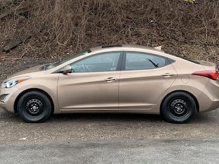 2015 Hyundai Elantra 4dr Sdn Auto GL Sedan