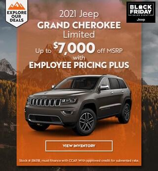 2021 Jeep Grand Cherokee - November