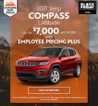 2021 Jeep Compass - November
