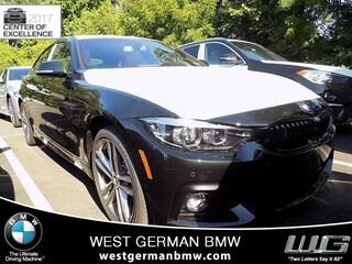 2019 BMW 430i xDrive Gran Coupe WBA4J3C55KBL06400