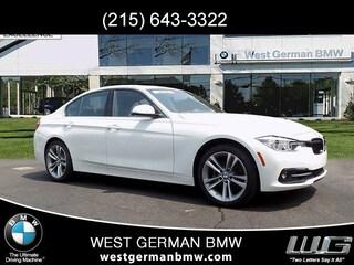 Used 2017 BMW 330i xDrive Sedan WBA8D9G30HNU65854