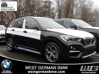 2019 BMW X1 xDrive28i SUV WBXHT3C55K5L37839