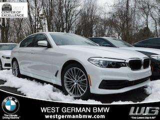 2019 BMW 530i xDrive Sedan WBAJA7C53KWW25426