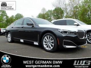 New 2020 BMW 740i xDrive Sedan WBA7T4C02LGF97141 20003 for sale near Philadelphia