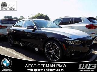 2019 BMW 430i xDrive Gran Coupe WBA4J3C54KBL06467