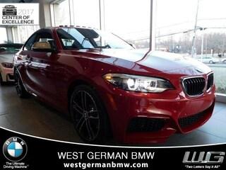 2019 BMW M240i xDrive Coupe WBA2J7C55KVD61168