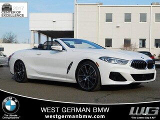 2019 BMW M850i xDrive Convertible WBAFY4C5XKBJ99032