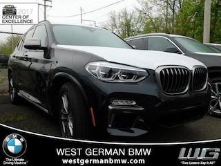 2019 BMW X3 M40i SAV 5UXTS3C51KLR72609
