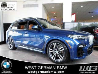 New 2019 BMW X7 xDrive40i SUV 5UXCW2C59KL084530 19649 for sale near Philadelphia