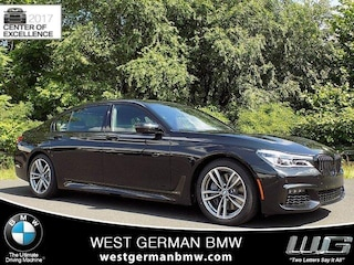 2019 BMW 750i xDrive Sedan WBA7F2C59KB239406
