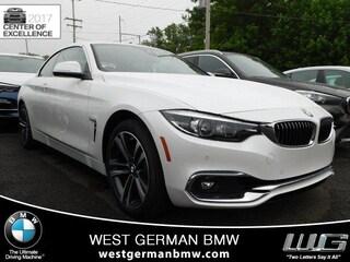 2020 BMW 430i xDrive Convertible WBA4Z3C03L5N49605