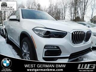 2019 BMW X5 xDrive40i SAV 5UXCR6C50KLL11814