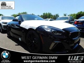 2020 BMW Z4 M40i Convertible WBAHF9C04LWW43676