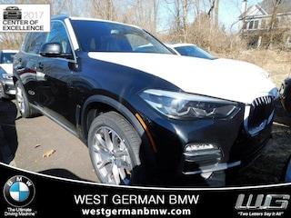 2019 BMW X5 xDrive40i SAV 5UXCR6C59KLL10791