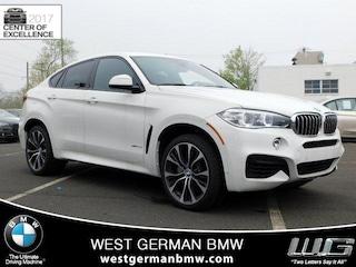 2019 BMW X6 xDrive50i SAV 5UXKU6C54K0Z67011