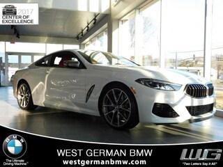 2019 BMW M850i xDrive Coupe WBABC4C55KBU95721