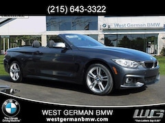 Certified Pre-owned 2016 BMW 435i xDrive Convertible WBA3T7C56G5A38141 19429A for sale in Philadelphia