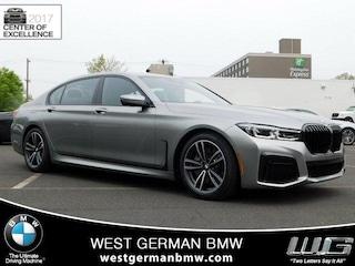 New 2020 BMW 750i xDrive Sedan WBA7U2C03LBX84805 20004 for sale near Philadelphia