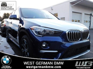 2019 BMW X1 xDrive28i SUV WBXHT3C54K5L37881