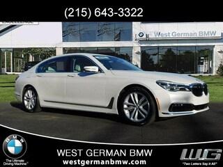Pre-owned 2016 BMW 750i xDrive Sedan WBA7F2C5XGG416037 P4634 For Sale in Washington, PA near Philadelphia
