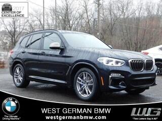 2019 BMW X3 M40i SAV 5UXTS3C56K0Z07479