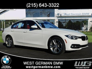 Used 2017 BMW 330i xDrive Sedan WBA8D9G3XHNU64940