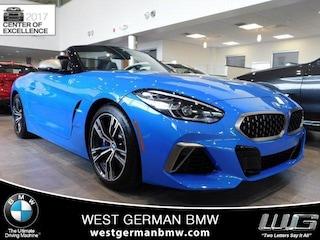2020 BMW Z4 M40i Convertible WBAHF9C04LWW34394
