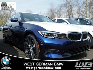 2019 BMW 330i xDrive Sedan WBA5R7C58KAJ82021