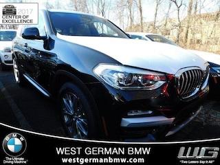 2019 BMW X3 xDrive30i SAV 5UXTR9C53KLP81496