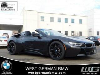 2019 BMW i8 Convertible WBY2Z6C56KVG97934