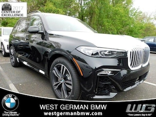 New 2019 BMW X7 xDrive50i SUV 5UXCX4C53KLS37444 19650 for sale near Philadelphia