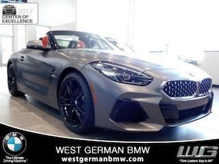 2019 BMW Z4 sDrive30i Convertible WBAHF3C55KWW36422