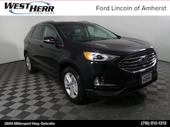 New 2019 Ford Edge SEL SUV FRH190809 in Getzville, NY