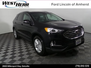 New 2019 Ford Edge SEL SUV in Getzville, NY