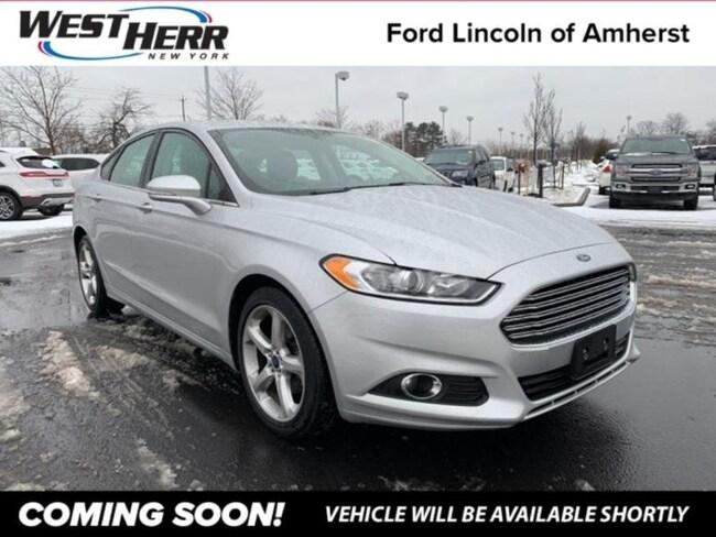 Bargain  2016 Ford Fusion SE Sedan in Getzville, NY