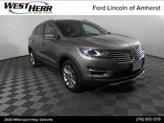 Certified Pre-Owned 2016 Lincoln MKC Select SUV 5LMCJ2D94GUJ03075 Getzville NY